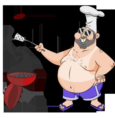 Bubbas Backyard OnSite Long Island Barbeque Catering - Backyard bbq party cartoon